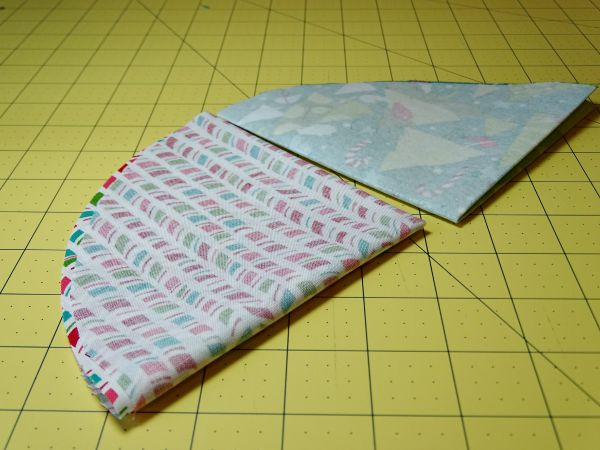 Adding iron on interfacing