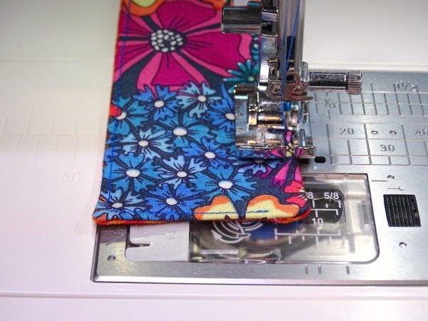 How to topstitch