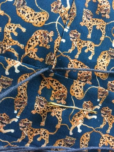 Ways to tie a quilt