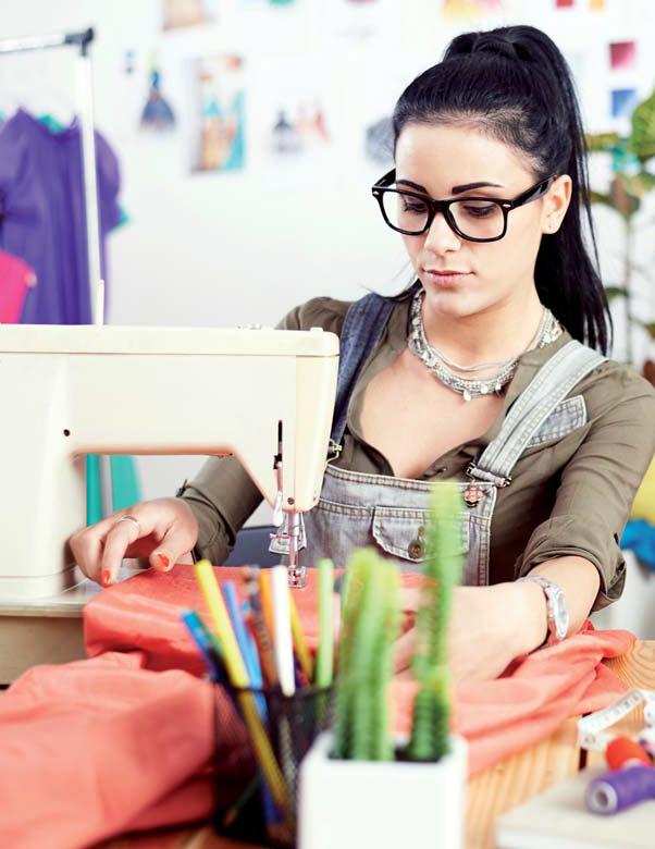 Interfacings for dressmaking