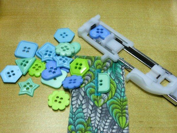 Simple buttonhole tutorial