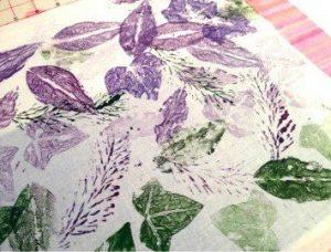 Mixed media textile art courses