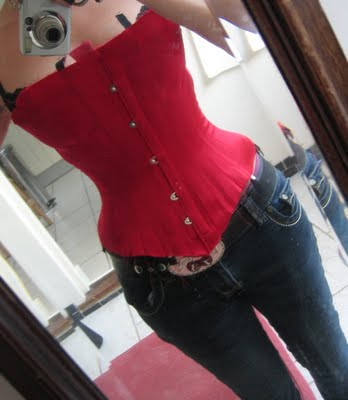 Corsetry supplies from Sew Curvy