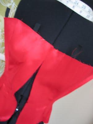 Corset sewing patterns