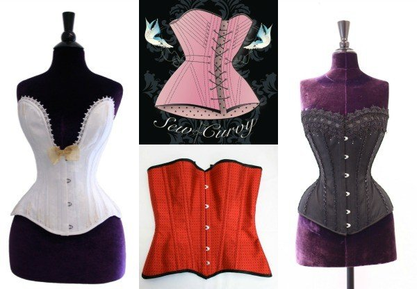 Styles of corsetry