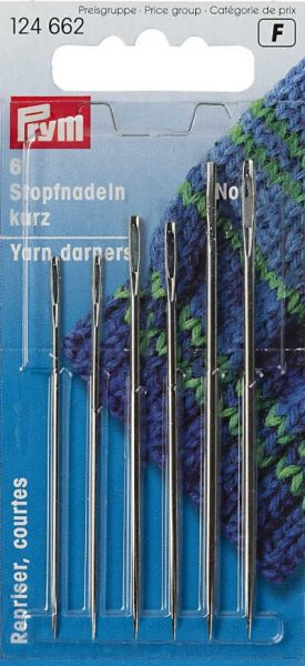 Guide to hand sewing needles