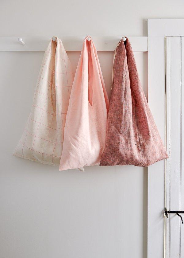 Fold up shopping bag