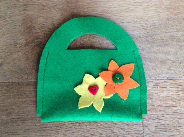 Easy sewing projects for children