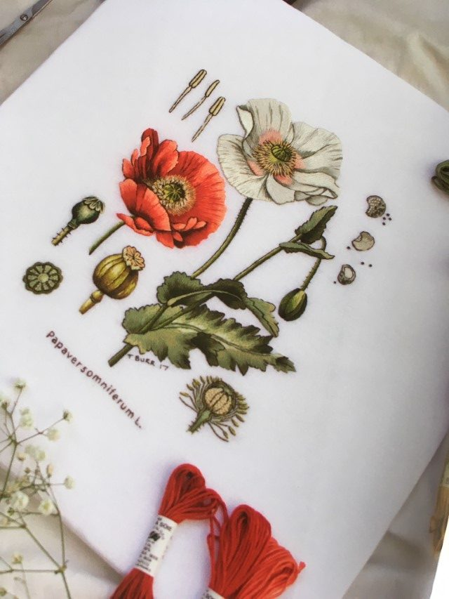 Best floral embroidery book