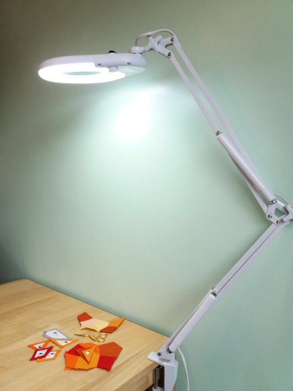 Best desk lights for sewing