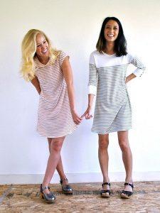 Marianne dress pattern