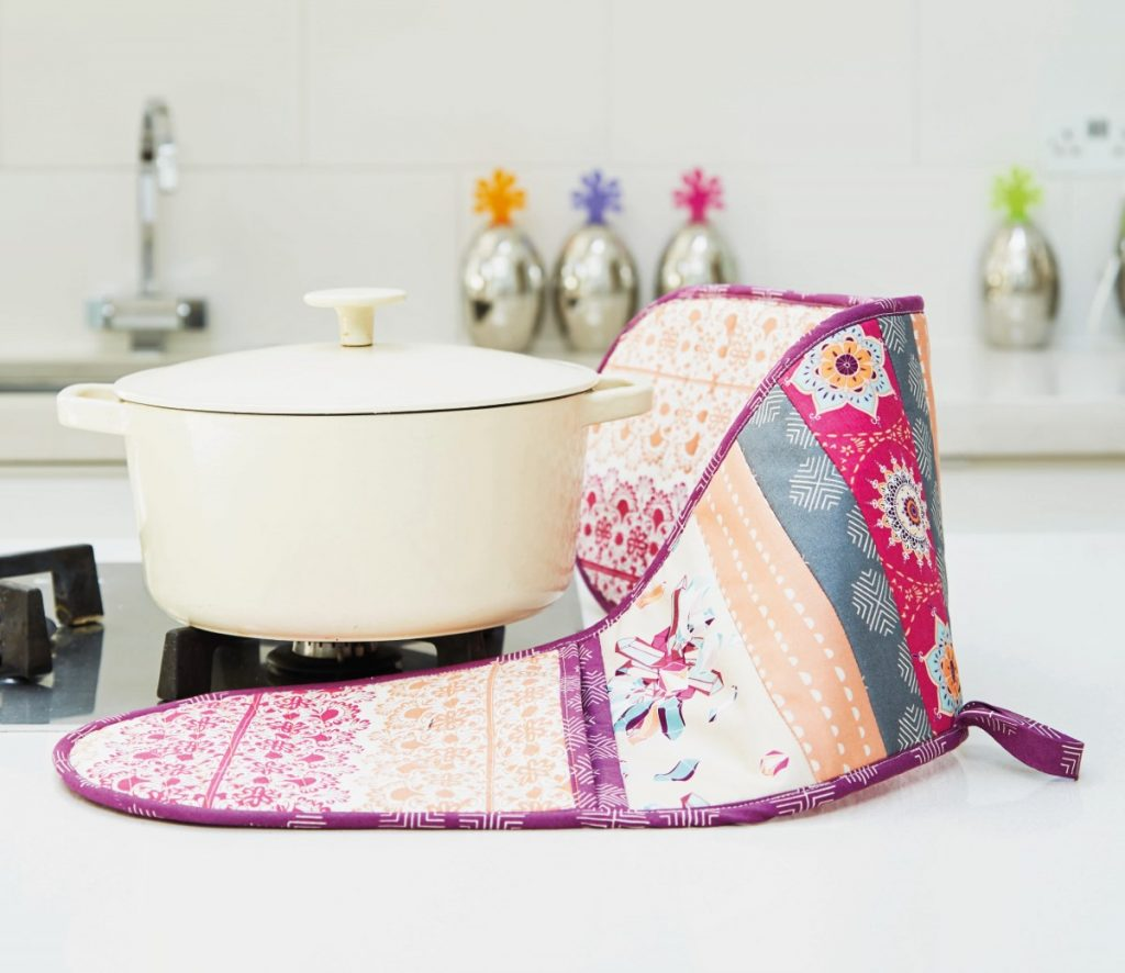 Patchwork projects for the home