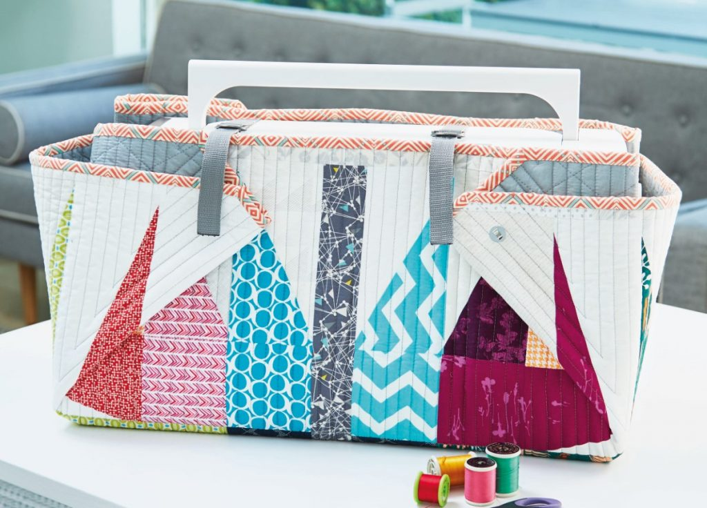Patchwork Sewing Machine cover Project