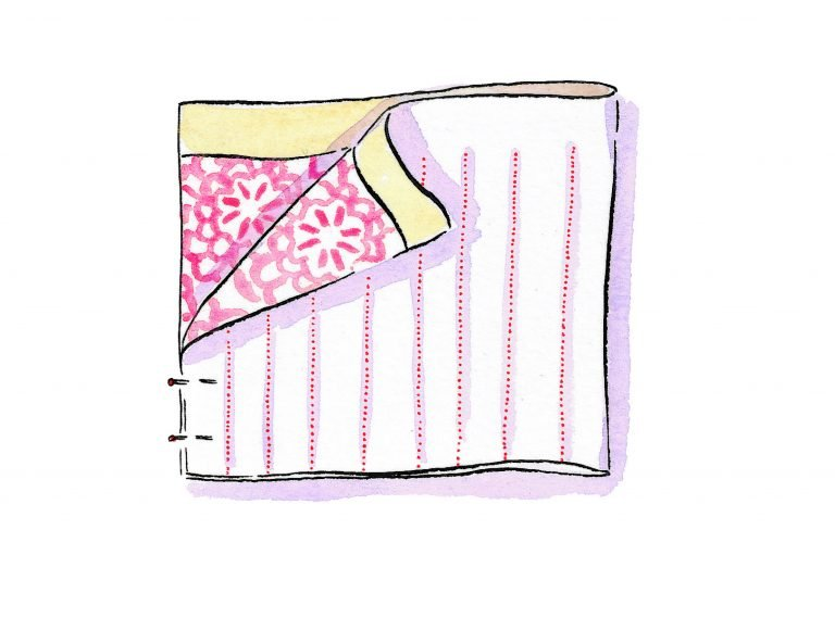 Quilted bag tutorials