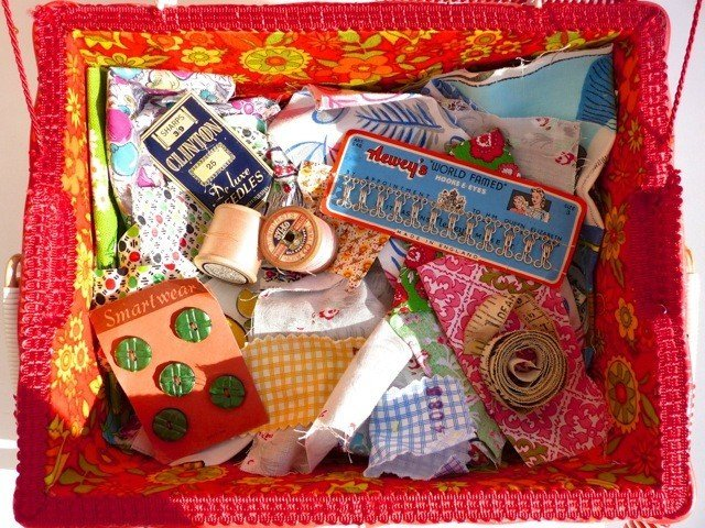 Caring for vintage fabrics