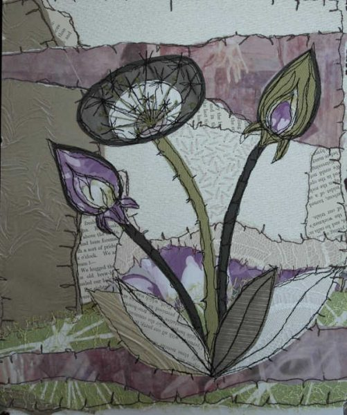 How to make mixed media collages