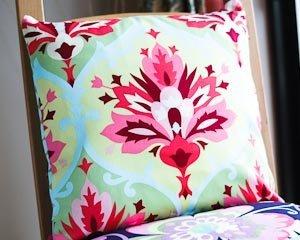 Handmade cushion project