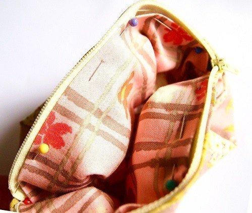 Stitch a bag lining