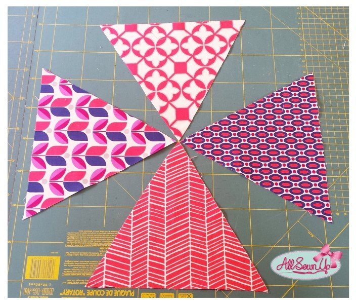 Free fat quarter sewing projects