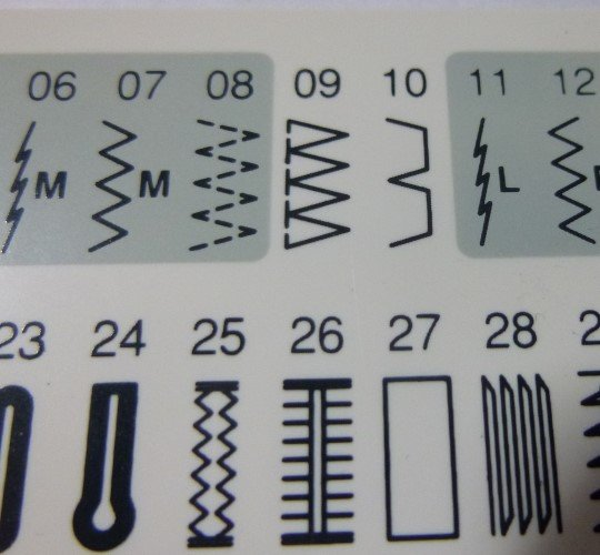 Identify a blind hem stitch