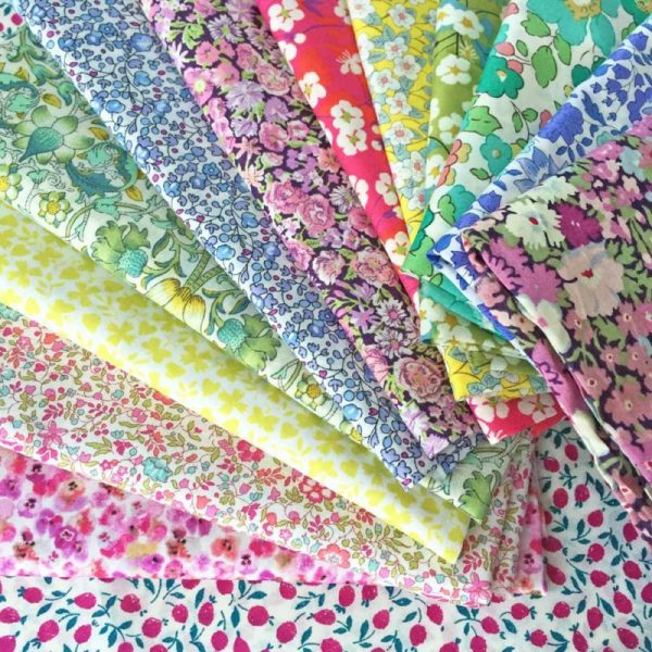 Liberty stars fabric club