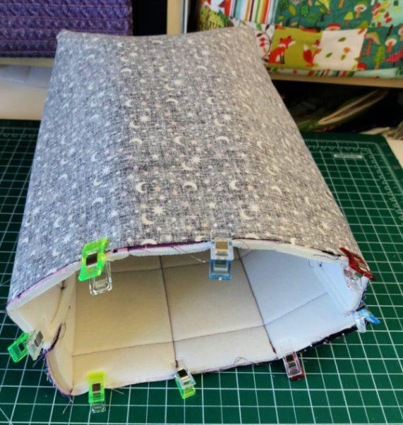 Making a bag lining