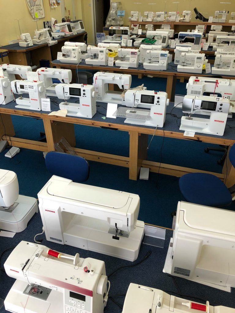 Bamber sewing machines online sewing machine dealer
