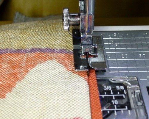 When to use blind hem stitch