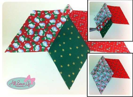 Easy Christmas projects to sew