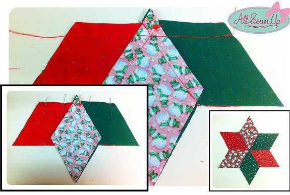 Easy Christmas decorations for beginners to sew
