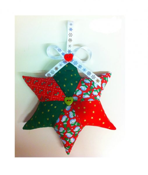 Christmas sewing tutorials that use scraps