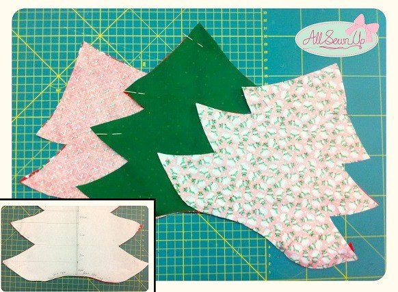 Easy Christmas sewing projects for beginners