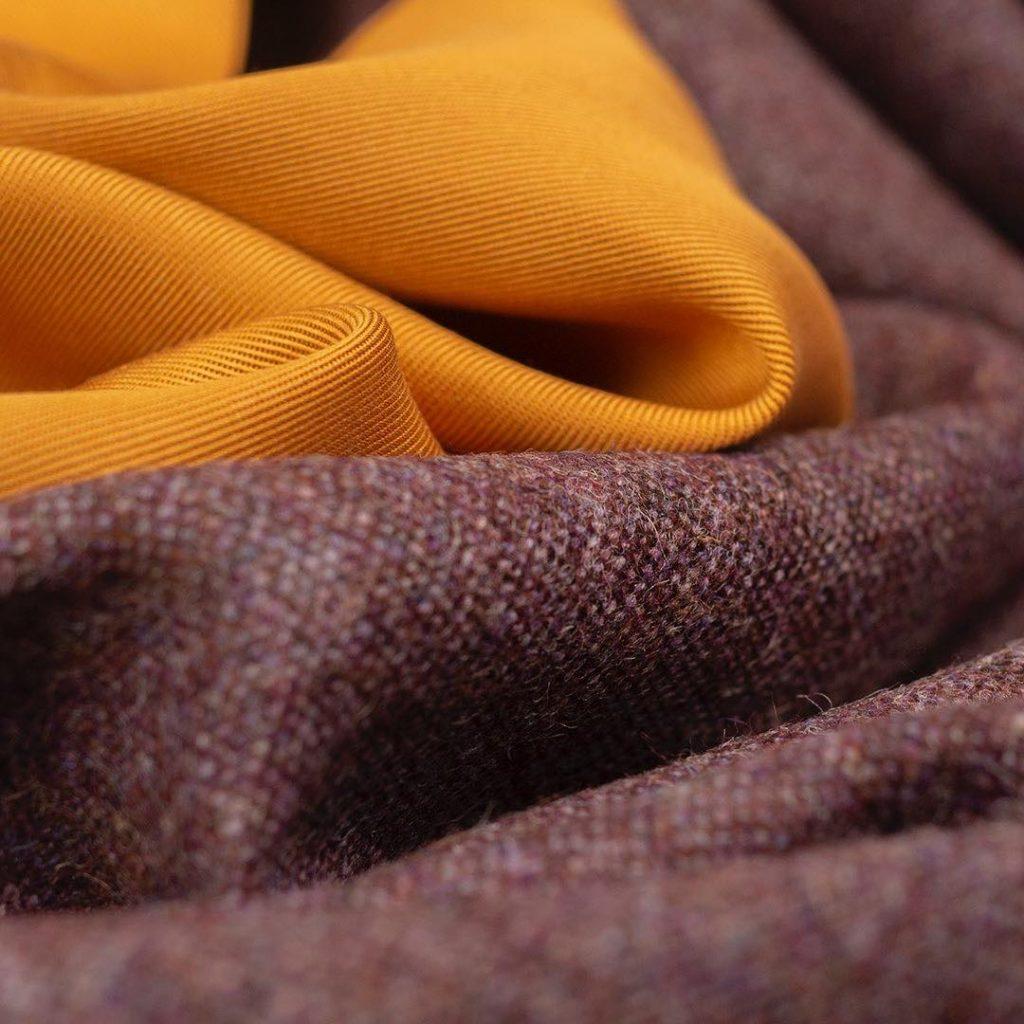 Autumn and winter dressmaking fabrics from Clothspot