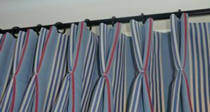 Interlined curtains project
