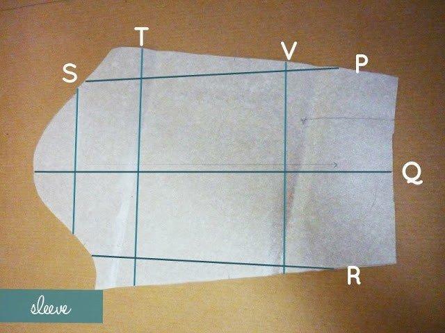 Grading a pattern