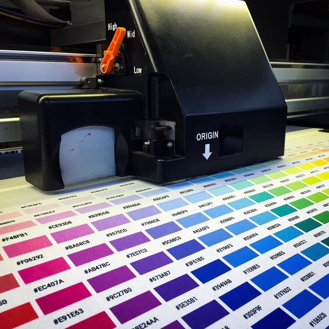 Prinfab professional fabric printing