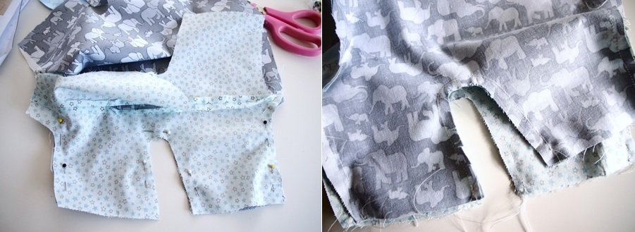 Soft toy projects to sew