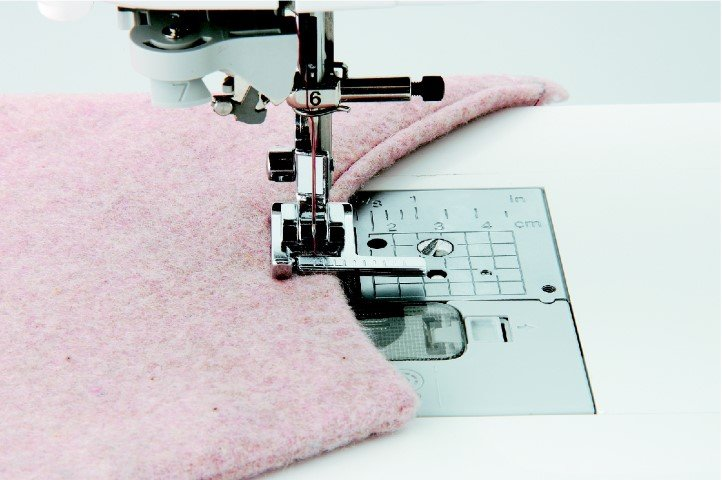 What feet do I need to sew?