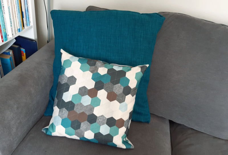 Simple cushion cover project