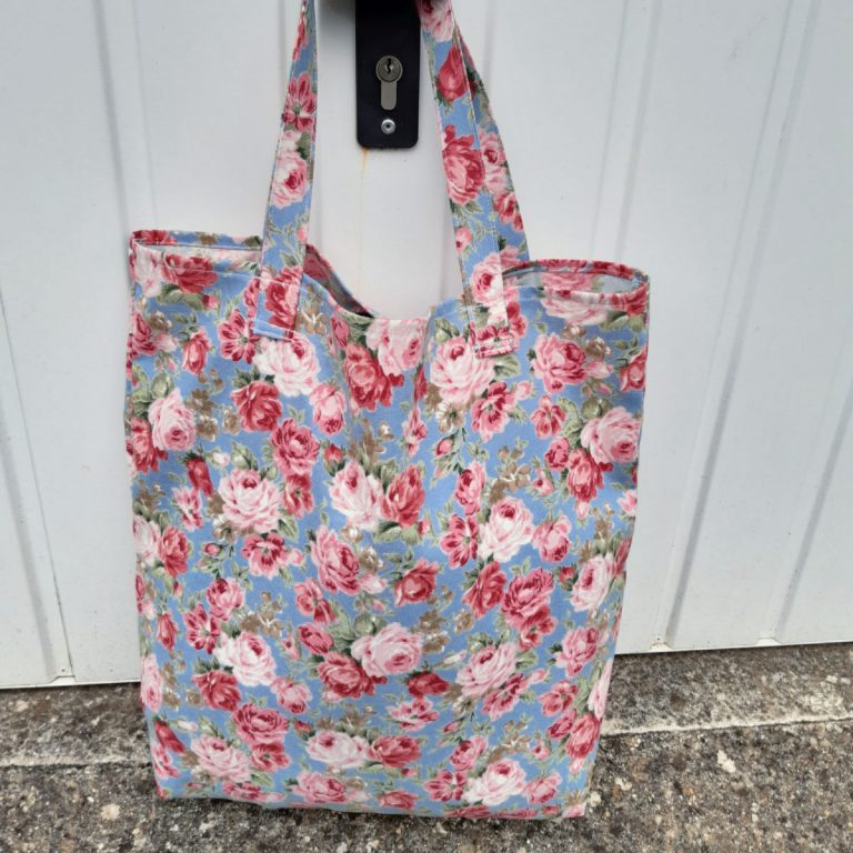 Shopping bag project