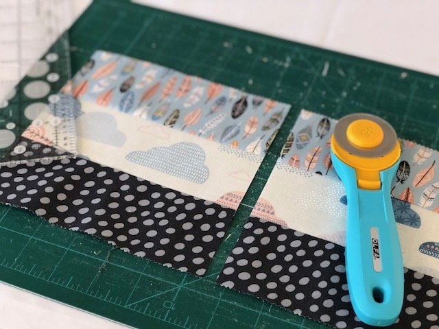 Things to sew with a jelly roll
