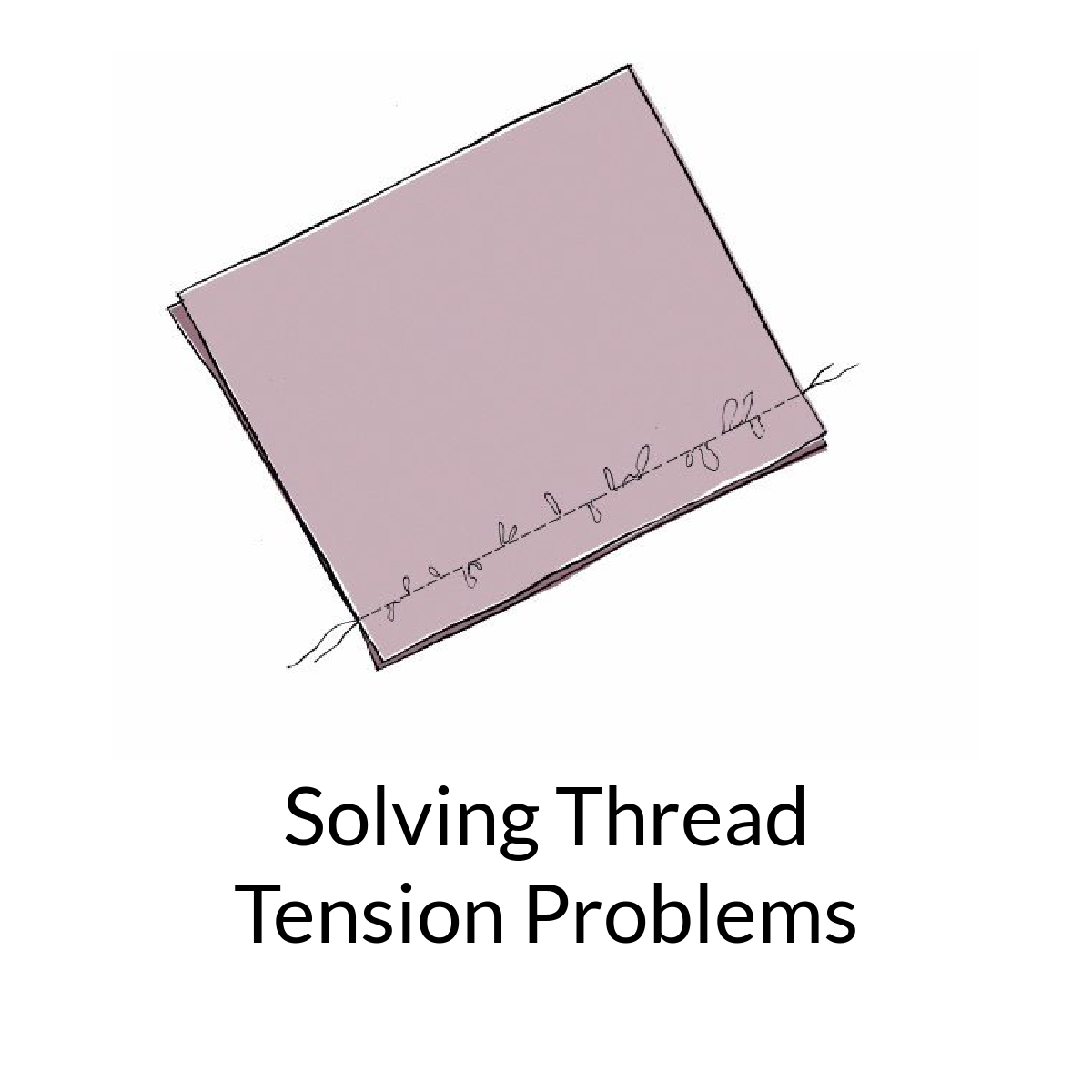 How to fix sewing machine tension issues