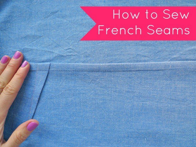 French seams guide