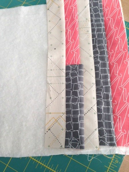Simple patchwork project
