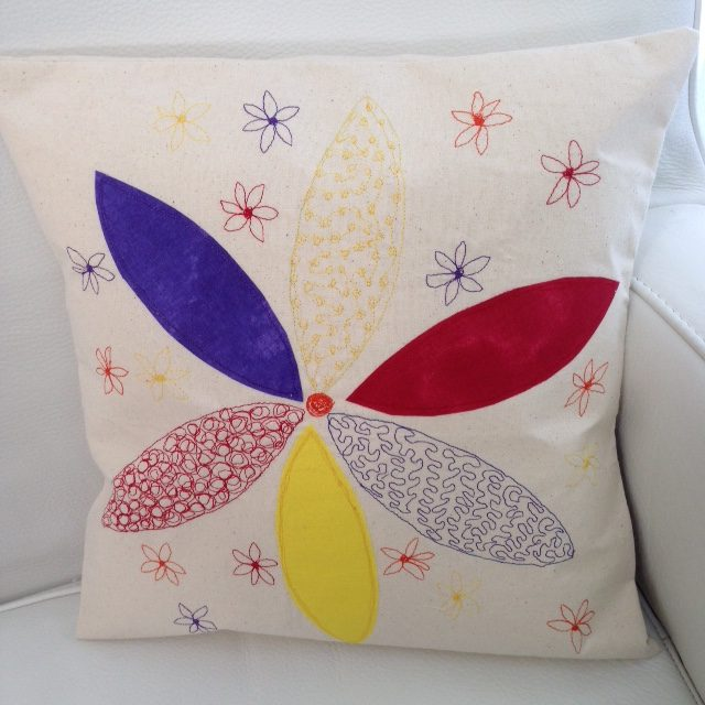 Free machine embroidery projects