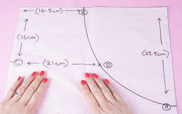 Pattern drafting tutorial