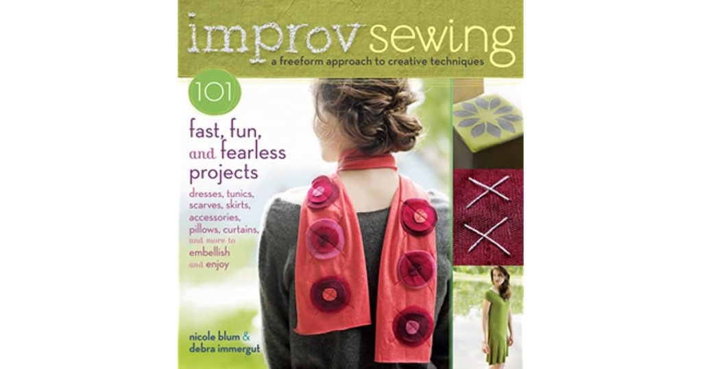 Improv sewing for beginners