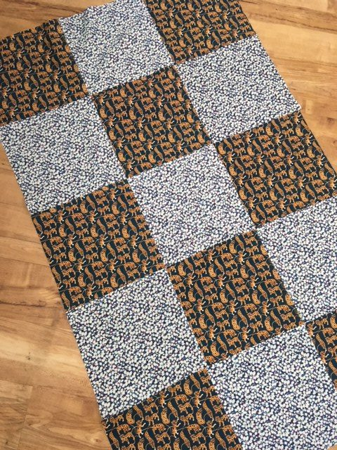 How to make a very easy baby quilt