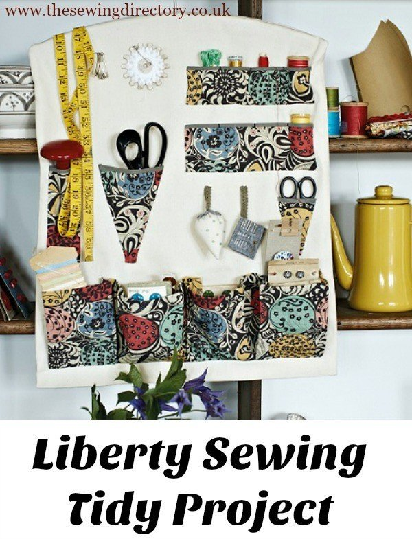 Sewing projects to keep your sewing stuff tidy