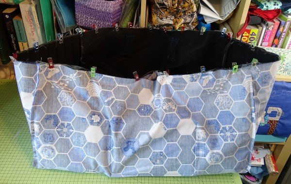 Sewing patterns for travel bags